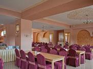 ресторан гостиницы Полюстрово